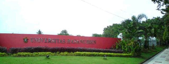 Universitas Hasanuddin is one of Makasar.