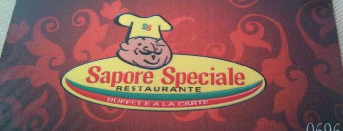 Sapore Speciale is one of Balneário Camboriú.
