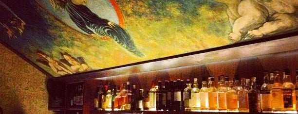 Angel's Share is one of My Definitive NYC Bar List.