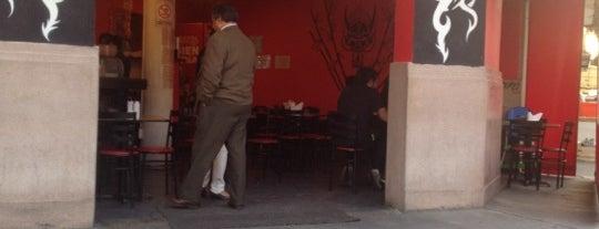 Dragon Sushi is one of Para la semana.