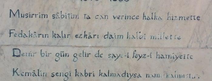 Namık Kemal Zindanı Ve Müzesi is one of Cyprus.