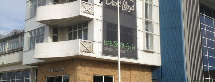 David Lloyd Hatfield is one of The Training Room Academy Locations.