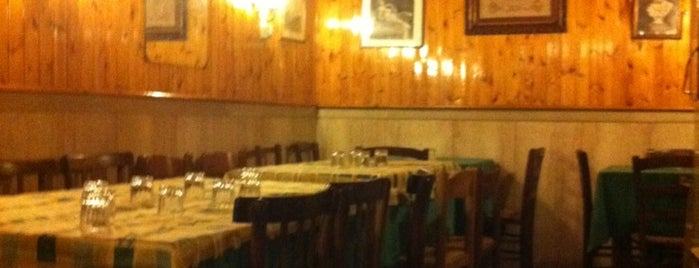 Trattoria Der Pallaro is one of Food To-Do a Roma.