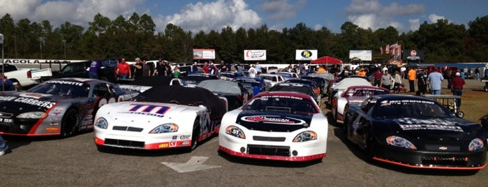 5 Flags Speedway is one of Must-Do Pensacola.