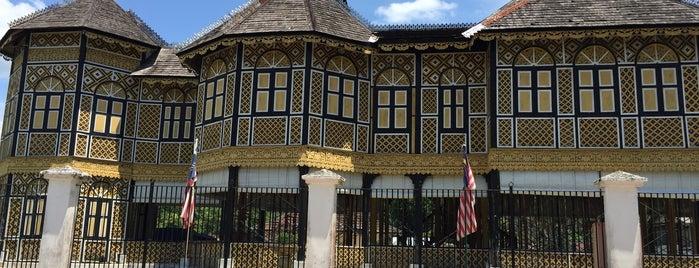 Muzium DiRaja Kuala Kangsar (Istana Kenangan) is one of Explorer @ Kuala Kangsar.