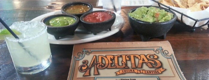 Adelitas Cocina Y Cantina is one of Denver Dining Out Passbook 2016.