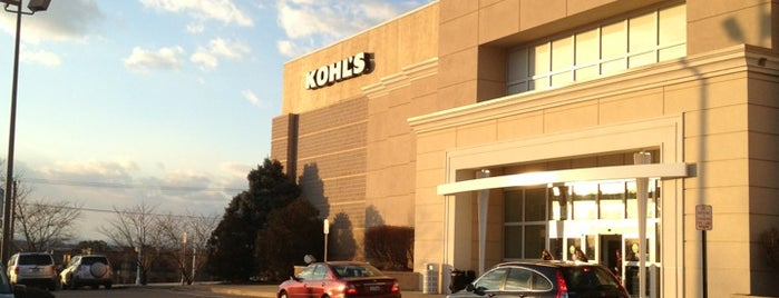 Kohl's is one of Shopping.