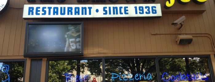 Brown Jug Restaurant is one of Ann Arbor Delivery.