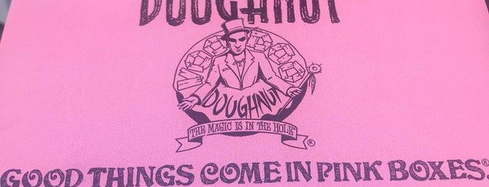 Voodoo Doughnut Universal CityWalk Hollywood is one of JBWL.