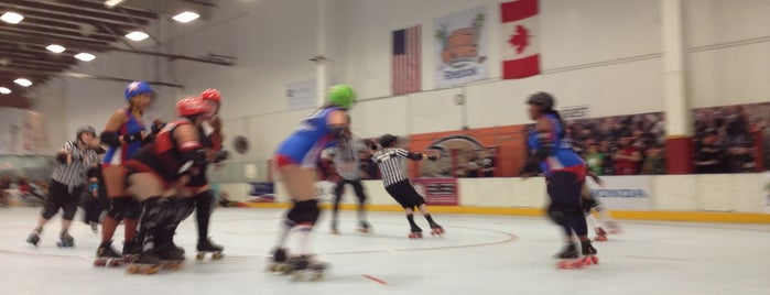 OC Roller Girls - Roller Derby is one of All Skate.