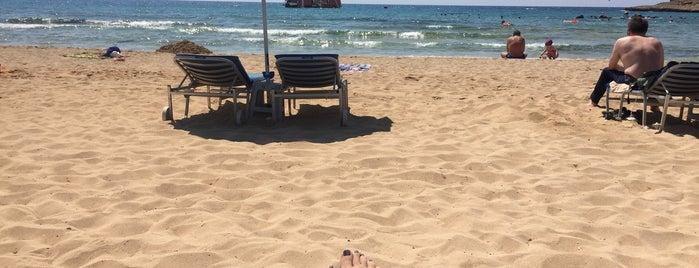 Pernera is one of Cyprus beach.