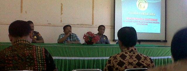 Kantor Kecamatan Ujung is one of SKPD di Parepare.