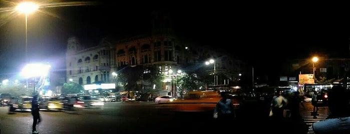 Esplanade is one of Kolkata.
