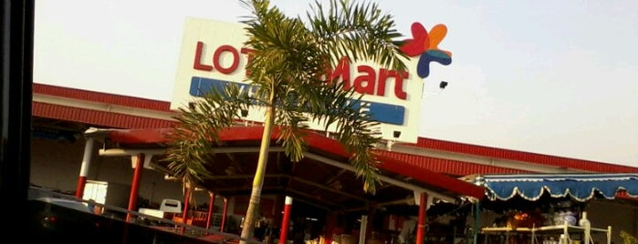 LotteMart Wholesale is one of Top picks for Food and Drink Shops.