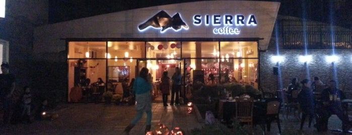 Sierra Coffee is one of Bişkek.