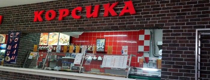 "пиццерия ""Корсика"" is one of Подольск."
