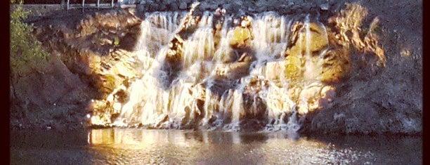 Водоспад «Поріг Ревучий» is one of Днепропетровск.