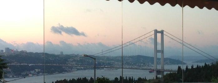 Bridge Restaurant is one of RAKI & BALIK & BOĞAZ.
