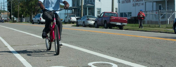 Downtown Portsmouth is one of National Award for Smart Growth Achievement.