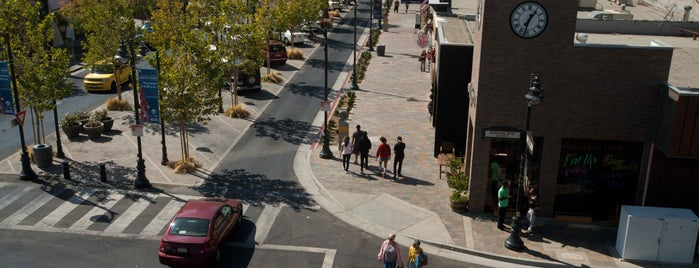 Lancaster City Hall is one of National Award for Smart Growth Achievement.