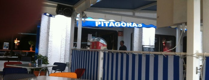 Pitagoras is one of Tenerife: restaurantes y guachinches..