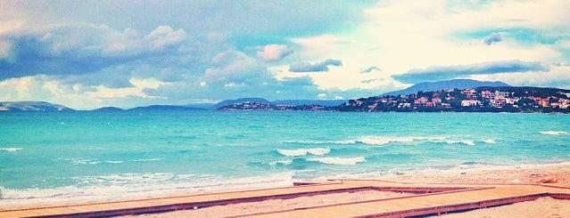 Ilıca Plajı is one of Alaçatı'nın En İyileri / Best of Alacati.