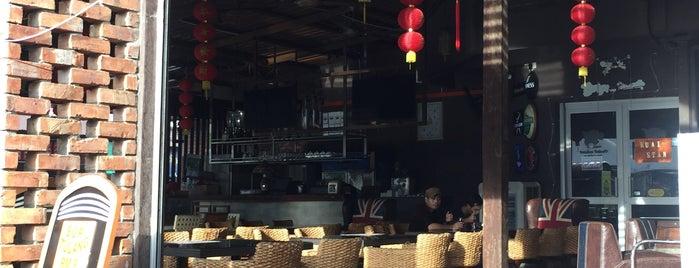 SOHO Bar & Grill is one of miri.