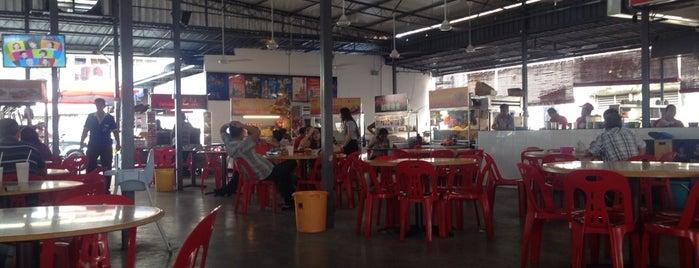 新时代 Food Court Centre is one of eating.