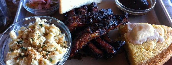 B-Side BBQ is one of East Bay.
