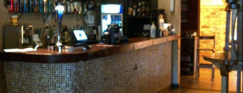 Indigo bar is one of Pizzerias.