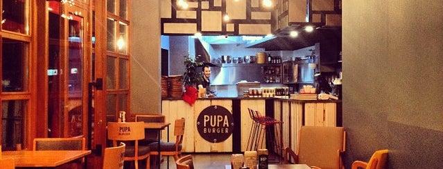 Pupa Burger is one of Arda'nın Seyir Defteri.
