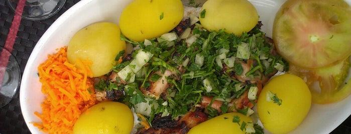 O Marinheiro is one of Roteiro gastronômico do Eusébio.