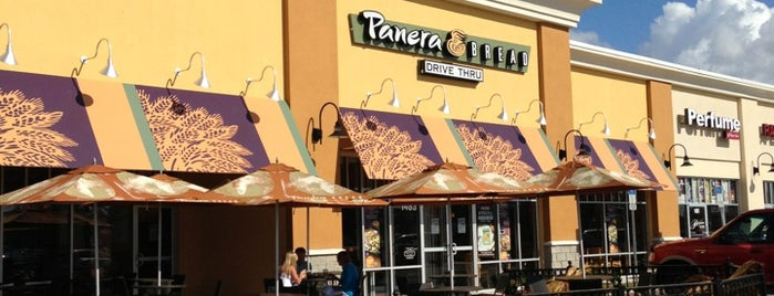Panera Bread is one of The 15 Best Places for Breakfast Food in Kissimmee.