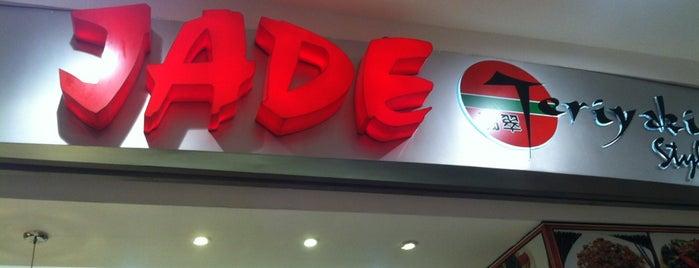 Jade Teriyaki is one of 20 favorite restaurants.
