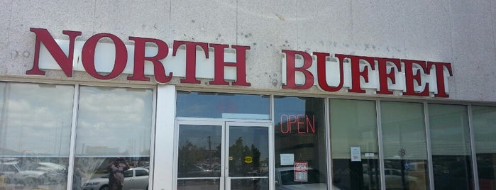 North Buffet is one of Restaurants.