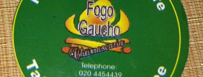 Fogo Gaucho is one of Top 10 favorites places in Nairobi, Kenya.