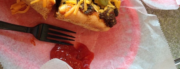 Delia's Chicken Sausage Stand is one of Best of ATL (food).
