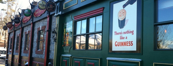 O'Connor's Restaurant & Bar is one of Top 10 dinner spots in Worcester, MA.