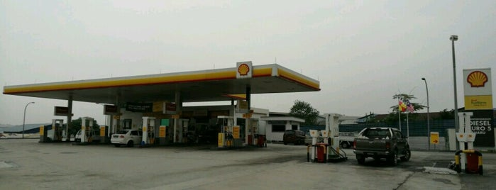 Shell Sungai Buloh is one of Pump It 4 Jammed.
