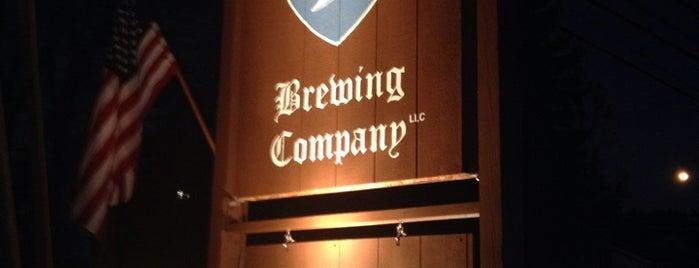 KBC Brewery & Beer Garden is one of New England Breweries.