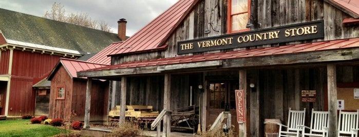 Vermont Country Store is one of Places in Vermont I like.