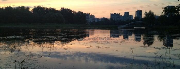 Усадьба «Михалково» is one of парки сао.