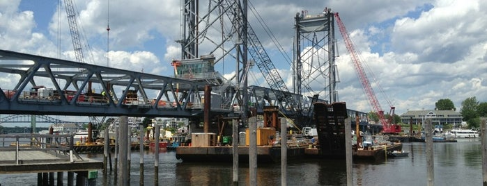 Memorial Bridge is one of Must-visit Great Outdoors in Portsmouth.