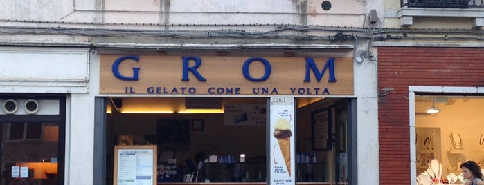 Gelateria Grom is one of Guide to Rimini's best spots.