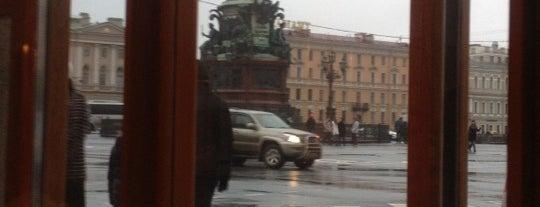 Астория is one of Гостиницы Санкт-Петербурга.
