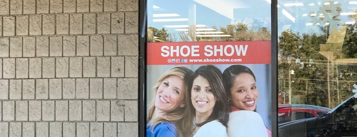 SHOE SHOW is one of places.