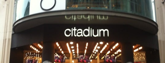 Citadium Caumartin is one of HangOuts x Shops x Sport.