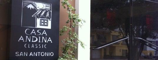 Casa Andina Standard Miraflores San Antonio is one of Always Gourmet PERU, comer em Lima.