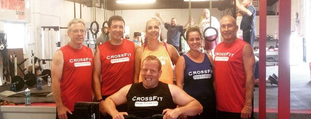 CrossFit Cleveland is one of Top 10 favorites places in Lakewood.