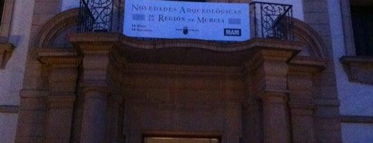 Museo Arqueológico de Murcia is one of Murcia, que hermosa eres!.
